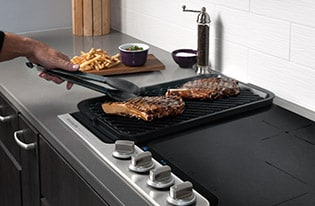 """Model: FPIC3077RF   Frigidaire 30"""" Induction Cooktop"""