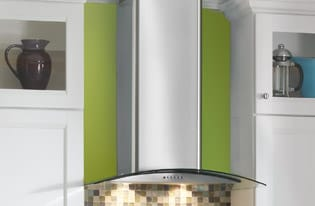"Model: RH36WC55GS | Frigidaire 36"" Chimney Wall-Mount Hood"
