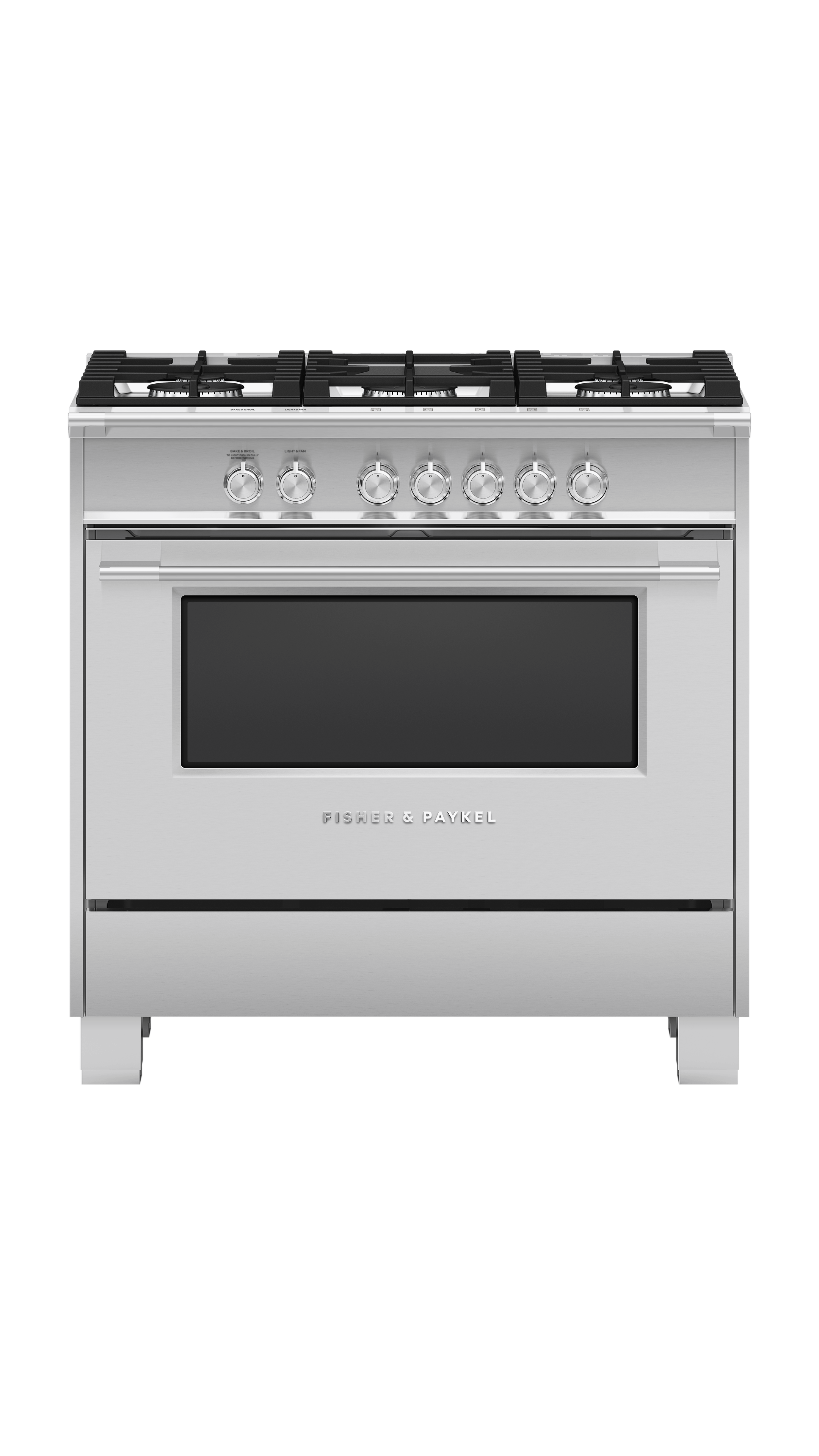 Model: OR36SCG4X1 | Gas Range, 36""