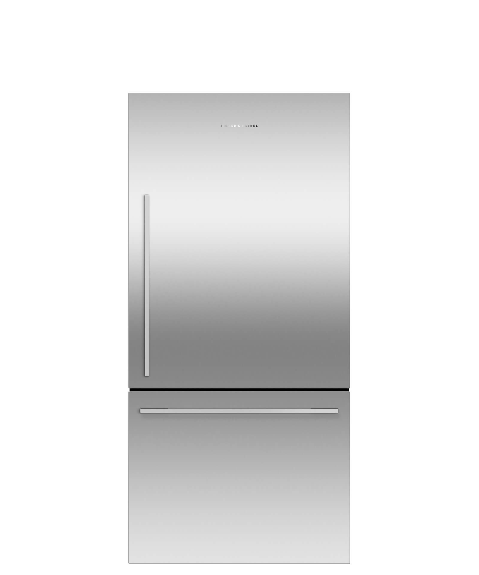 Fisher and Paykel Counter Depth Refrigerator 17 cu ft--SCRATCH AND DENT