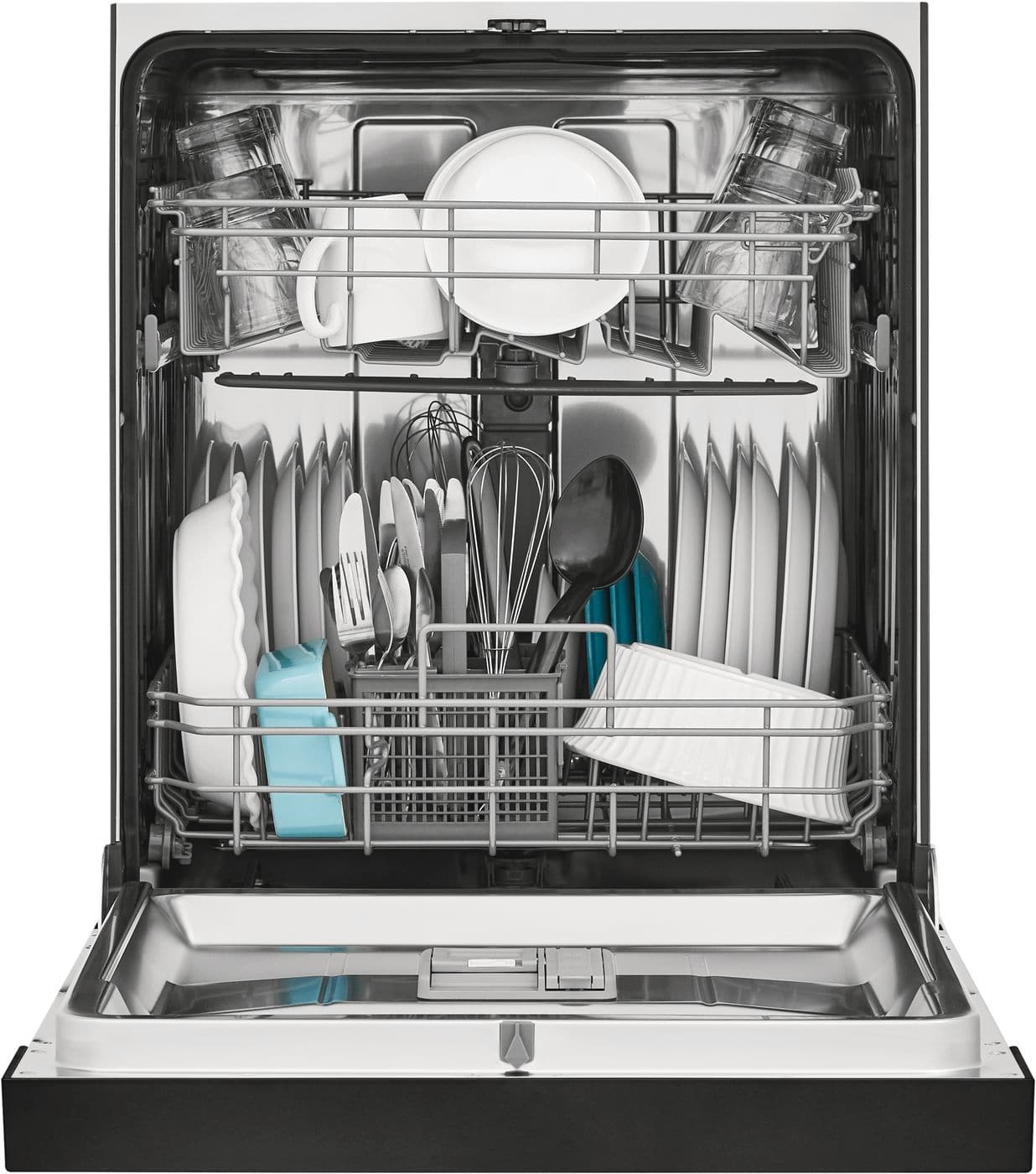 """Model: FFBD2420UB   Frigidaire 24"""" Built-In Dishwasher"""
