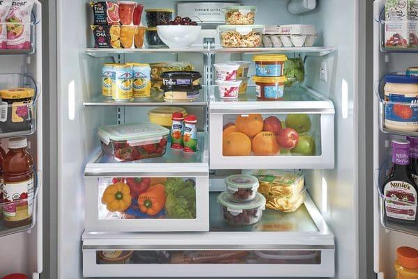 Model: FFHN2750TS | 27.6 Cu. Ft. French Door Refrigerator