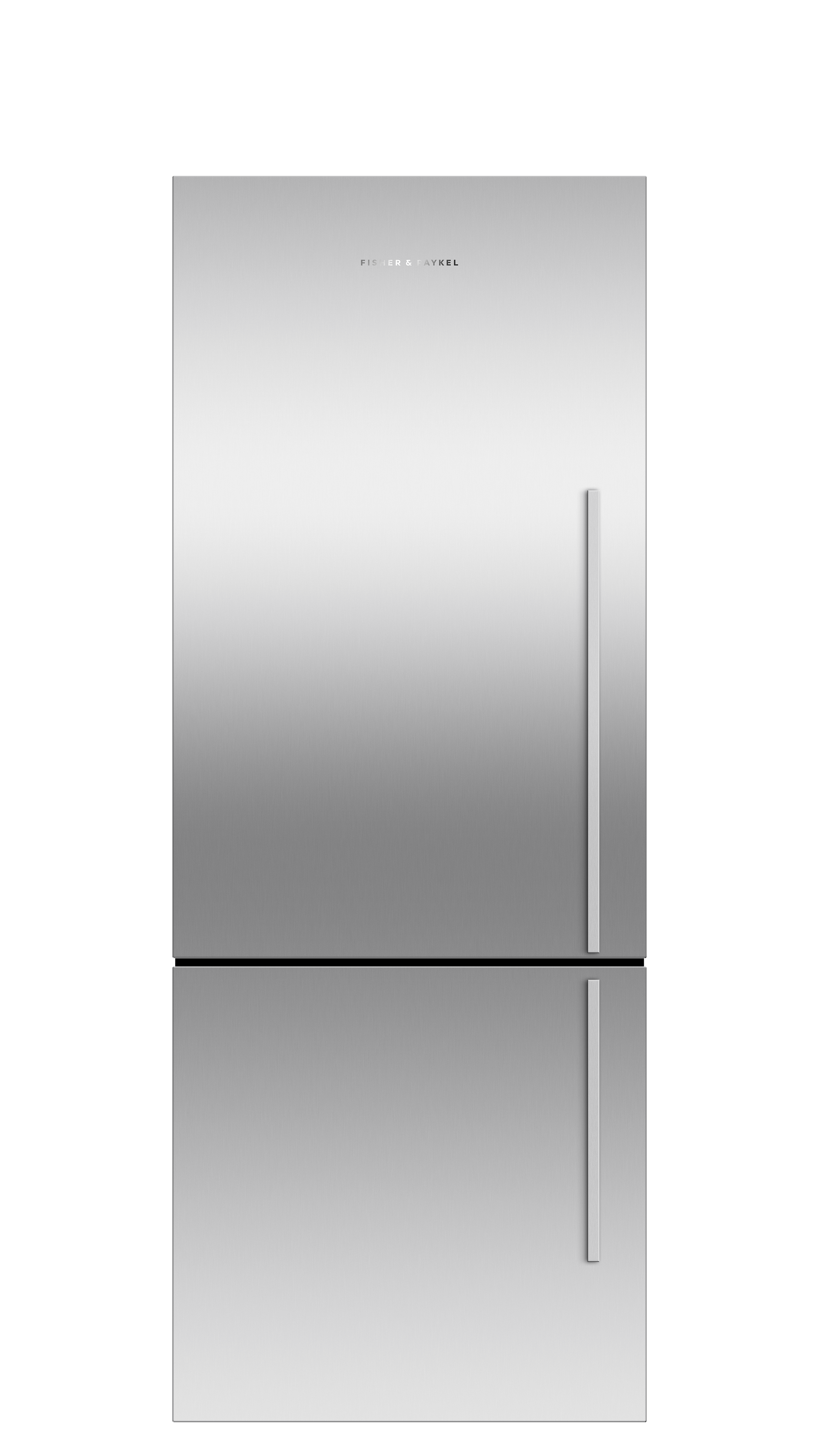 Model: RF135BDLX4_N | Fisher and Paykel Counter Depth Refrigerator 13.5 cu ft