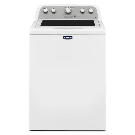 Maytag Large Capacity Washer with Optimal Dispensers- 4.3 Cu. Ft.