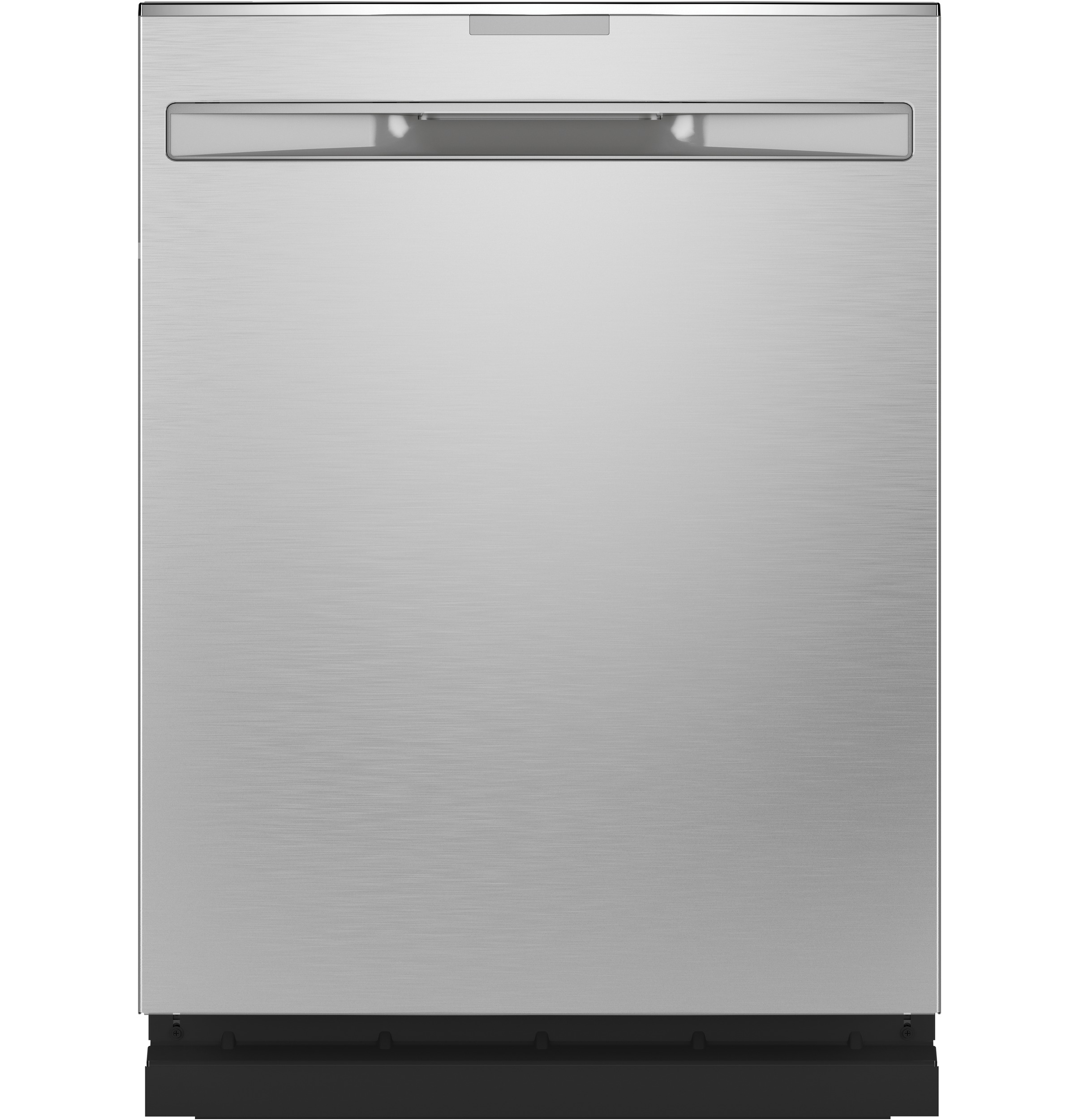 GE Profile GE Profile™ Fingerprint Resistant Top Control with Stainless Steel Interior Dishwasher with Sanitize Cycle & Dry Boost with Fan Assist