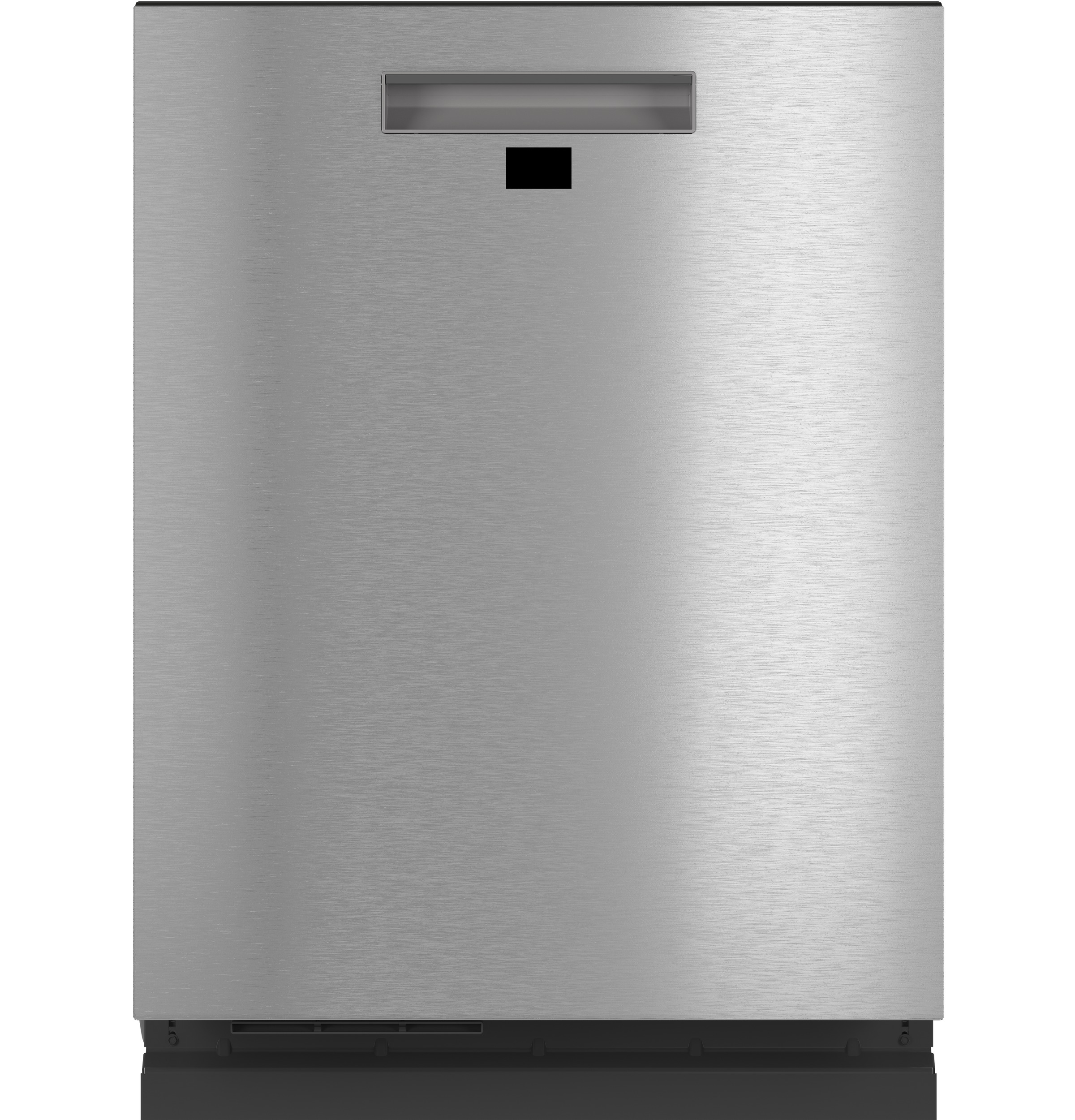 Cafe Café™ Smart Stainless Steel Interior Dishwasher with Sanitize and Ultra Wash & Dual Convection Ultra Dry in Platinum Glass