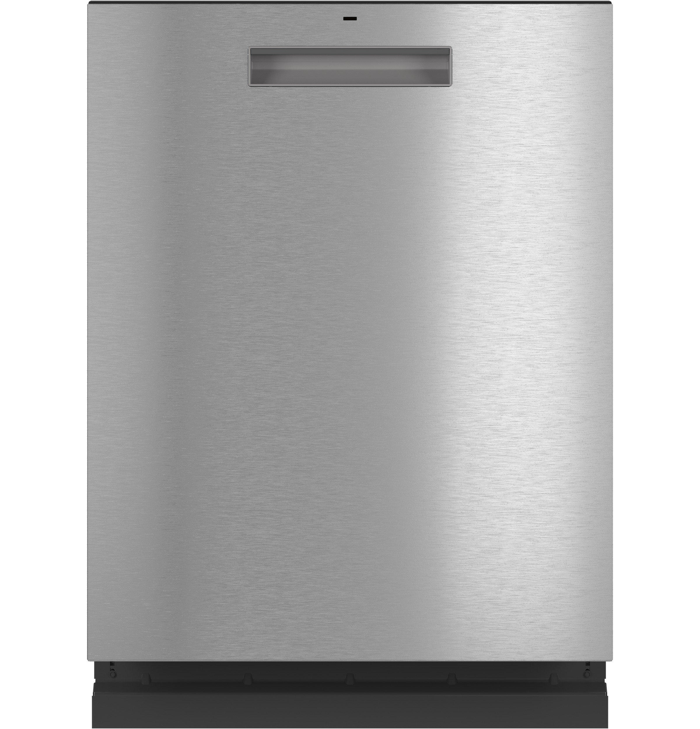 Cafe Café™ Stainless Steel Interior Dishwasher with Sanitize and Ultra Wash & Dry in Platinum Glass