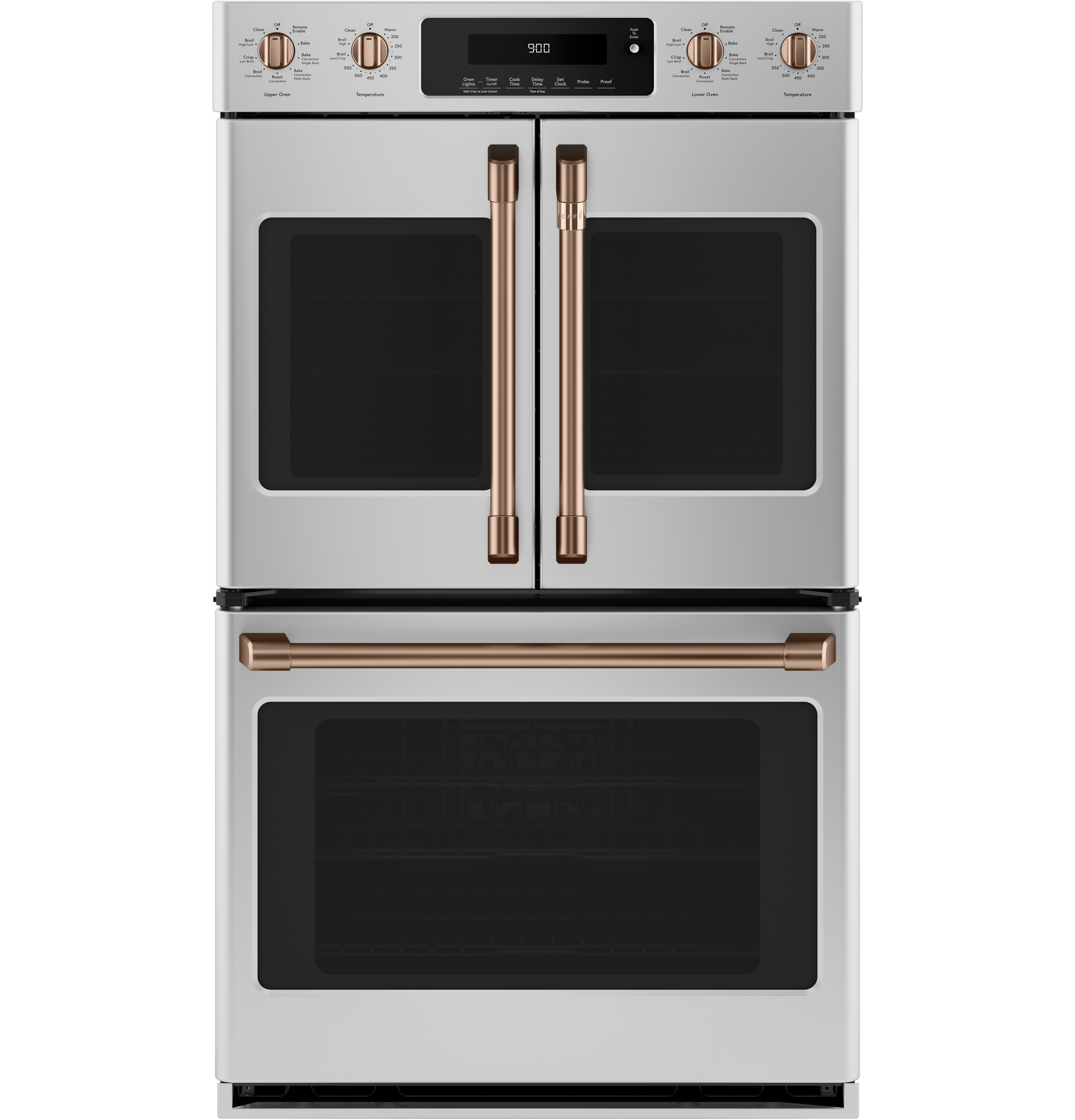 "Model: CTD90FP2MS1 | Cafe Café™ 30"" Smart French-Door, Double Wall Oven with Convection"