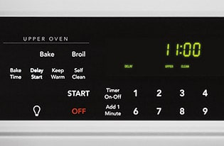 "Model: FFET2726TB | Frigidaire 27"" Double Electric Wall Oven"