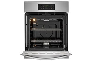 "Model: FFEW2426UB | Frigidaire 24"" Single Electric Wall Oven"