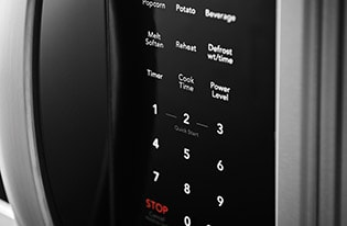 Model: FFMV1645TD | Frigidaire 1.6 Cu. Ft. Over-The-Range Microwave