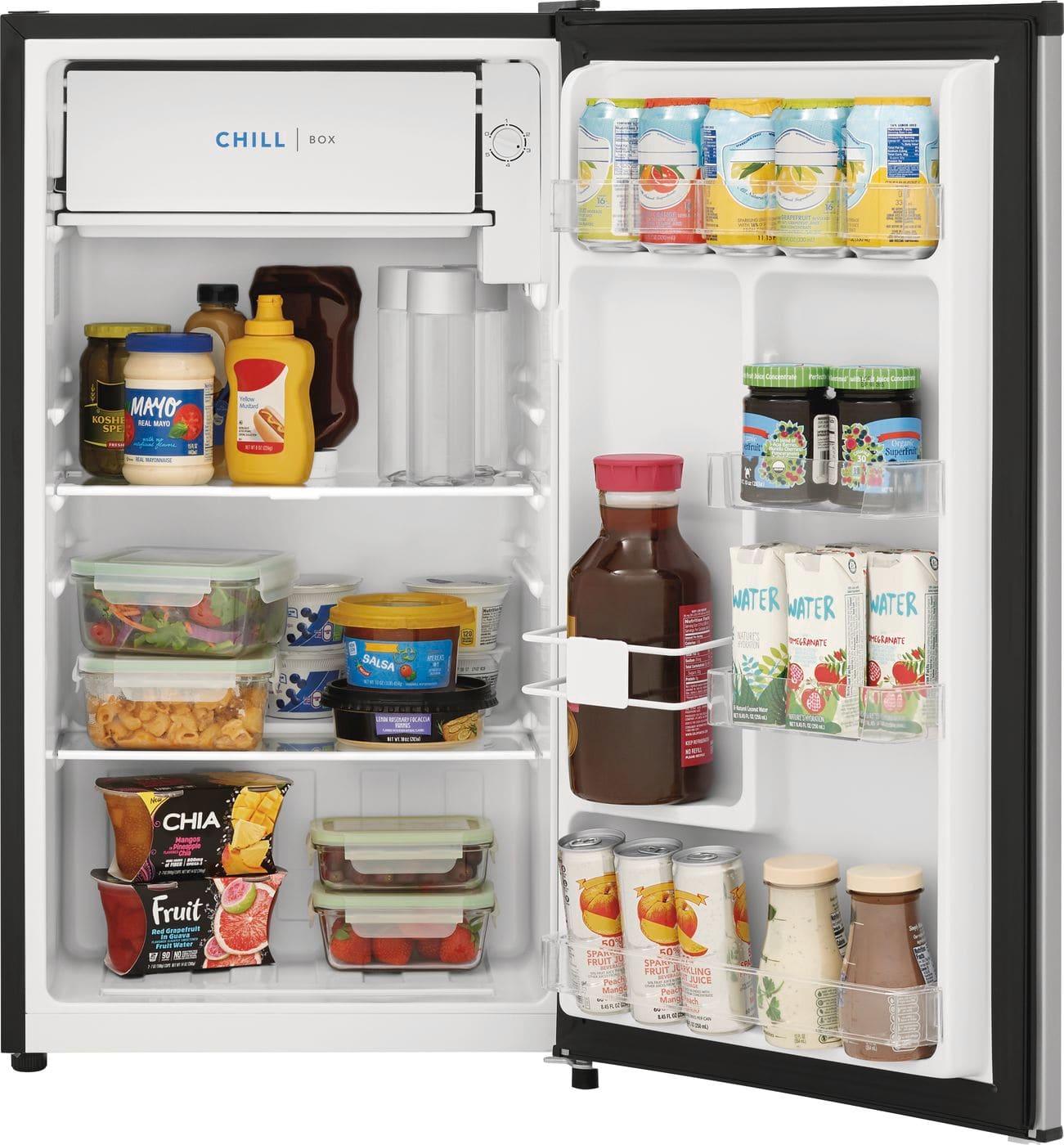 Model: FFPE3322UM   Frigidaire 3.3 Cu. Ft. Compact Refrigerator