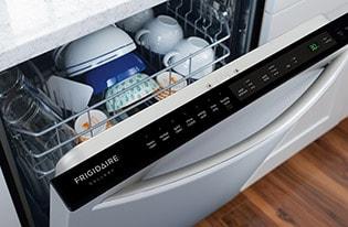 "Model: FGID2466QD   Frigidaire 24"" Built-In Dishwasher"
