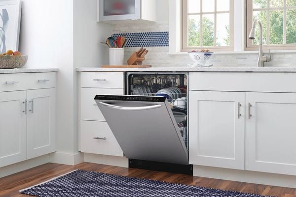 "Model: FGID2479SD | Frigidaire 24"" Built-In Dishwasher with EvenDry™ System"