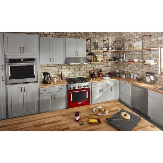 KitchenAid - KFDC500JPA - KitchenAid® 30\'\' Smart Commercial ...