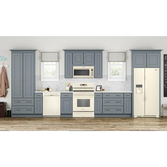 Model: WFG525S0JT | Whirlpool 5.0 cu. ft. Whirlpool® gas range with center oval burner