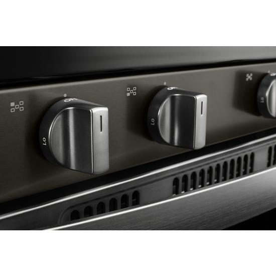 Model: WFG525S0JV | Whirlpool 5.0 cu. ft. Whirlpool® gas range with center oval burner