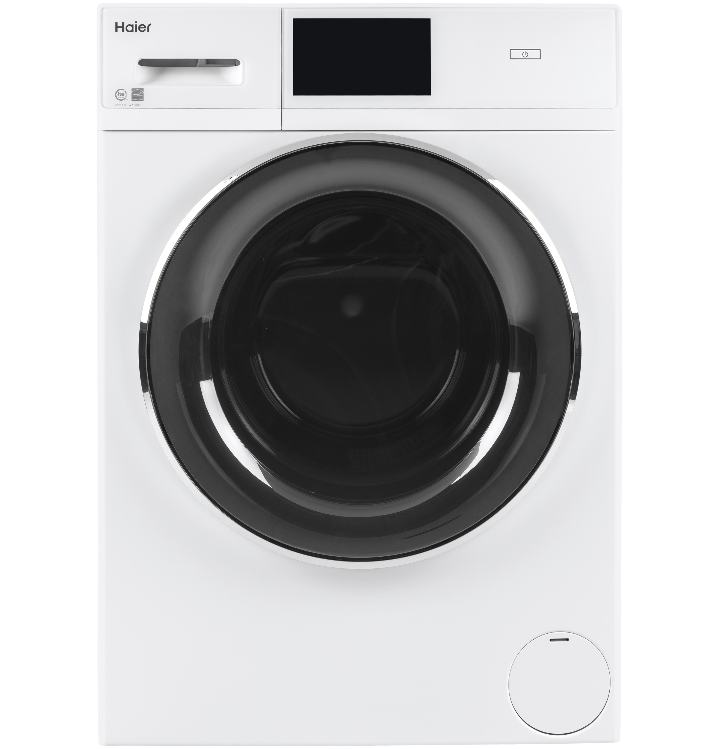 Haier 2.4 Cu. Ft. Smart Frontload Washer