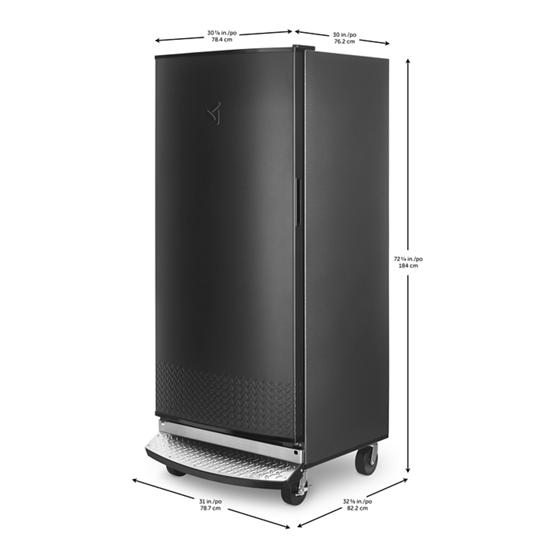 Gladiator 17.8 Cu. Ft. All Refrigerator