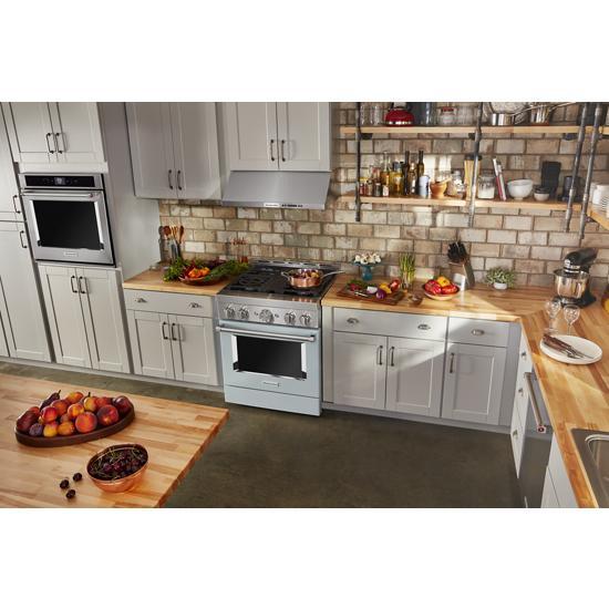 KitchenAid - KFDC500JMB - KitchenAid® 30\'\' Smart Commercial ...