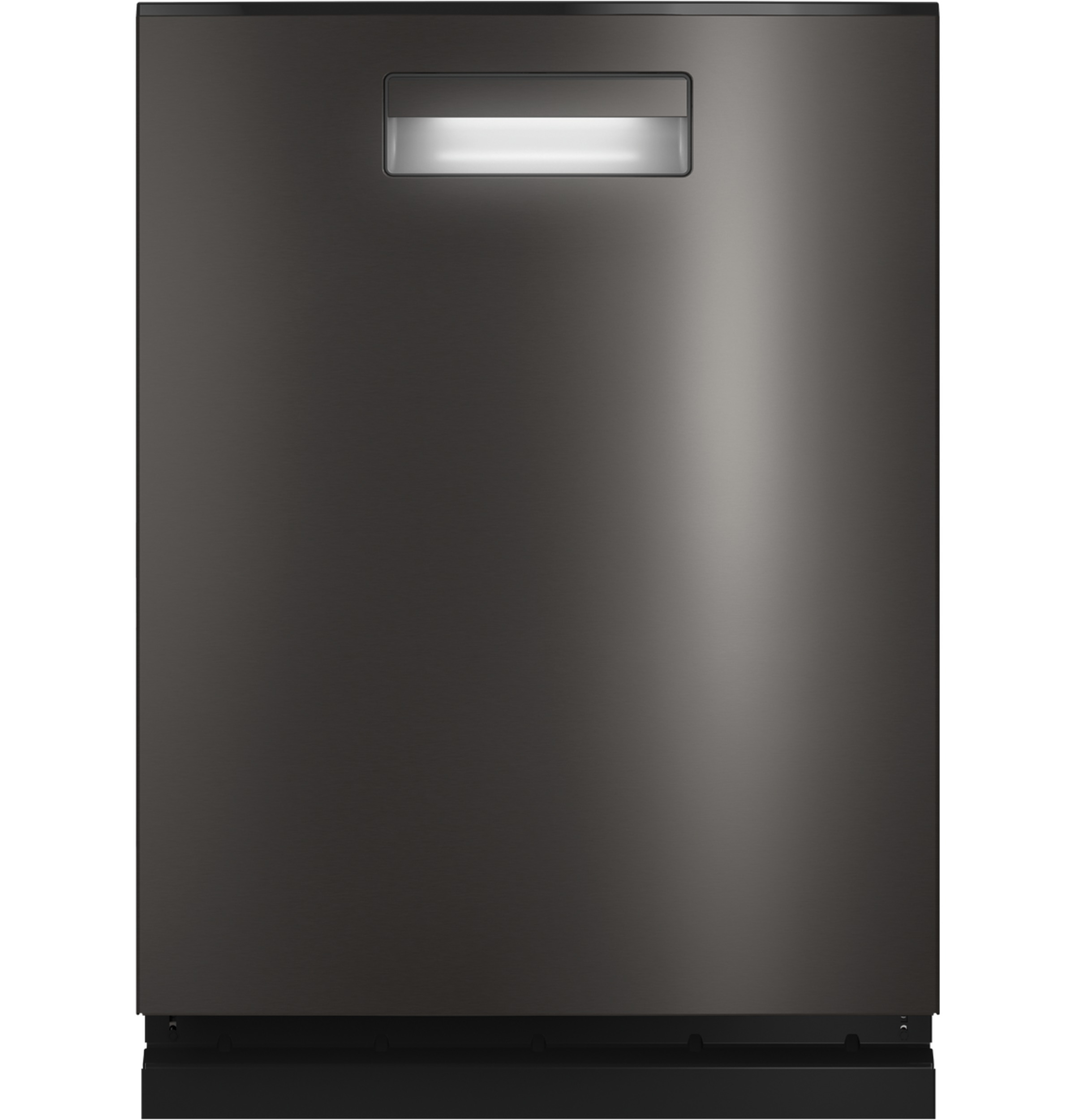 Model: QDP555SBNTS | Haier Haier Smart Top Control with Stainless Steel Interior Dishwasher with Sanitize Cycle