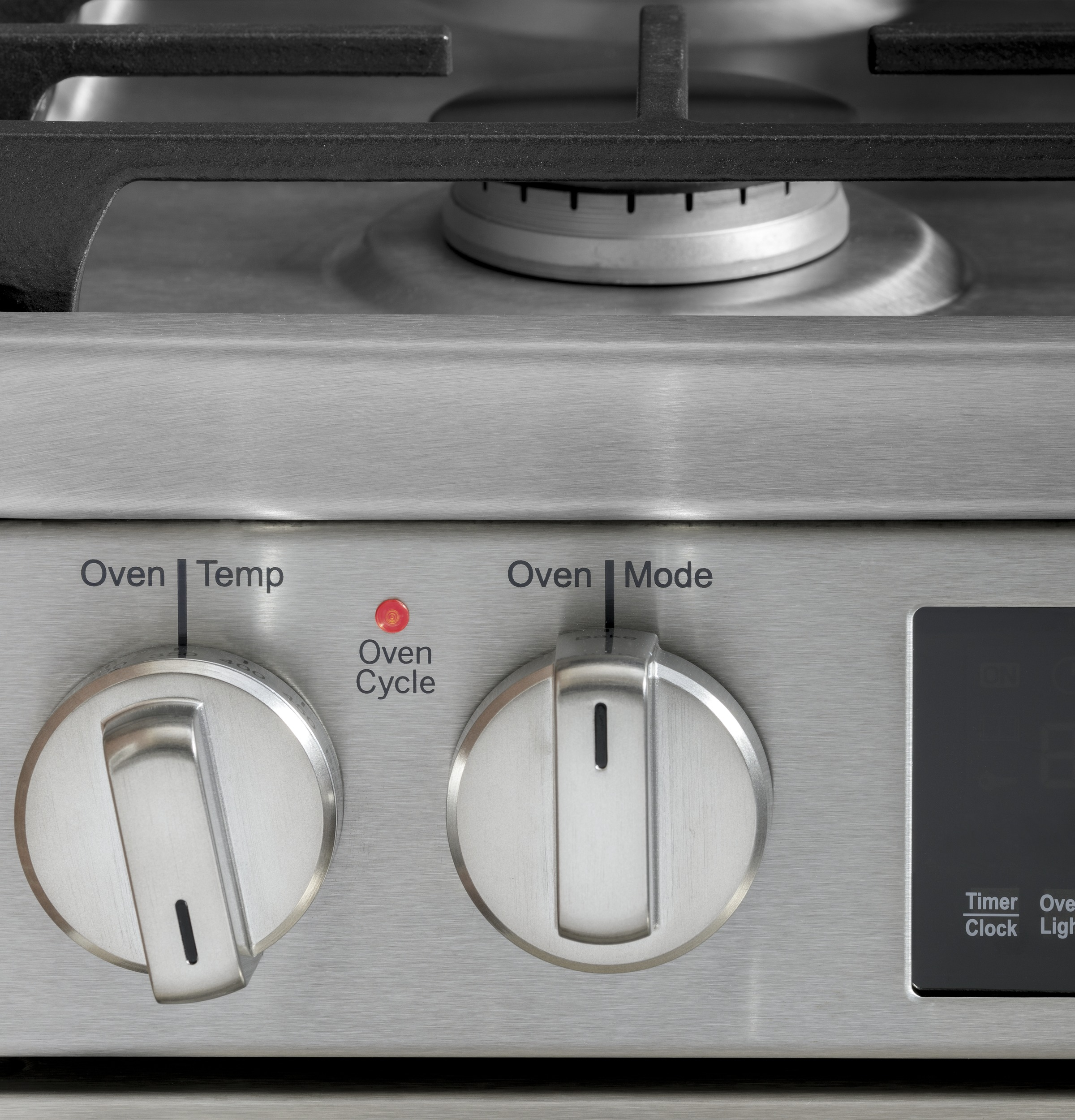"""Model: QGAS740RMSS   Haier 24"""" 2.9 Cu. Ft. Gas Free-Standing Range with Convection and Modular Backguard"""