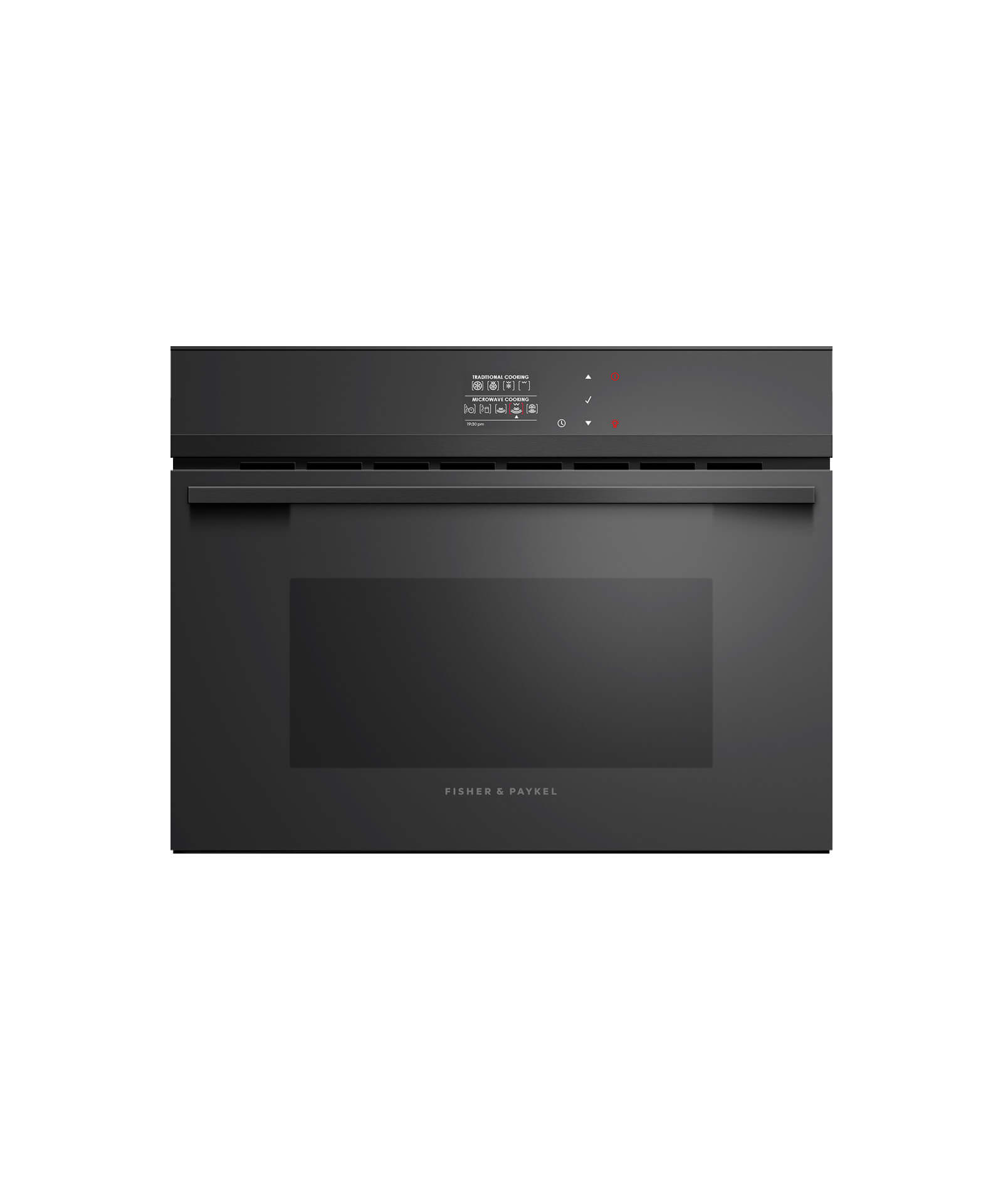 """Fisher and Paykel Built-in Combination Microwave Oven 24"""""""