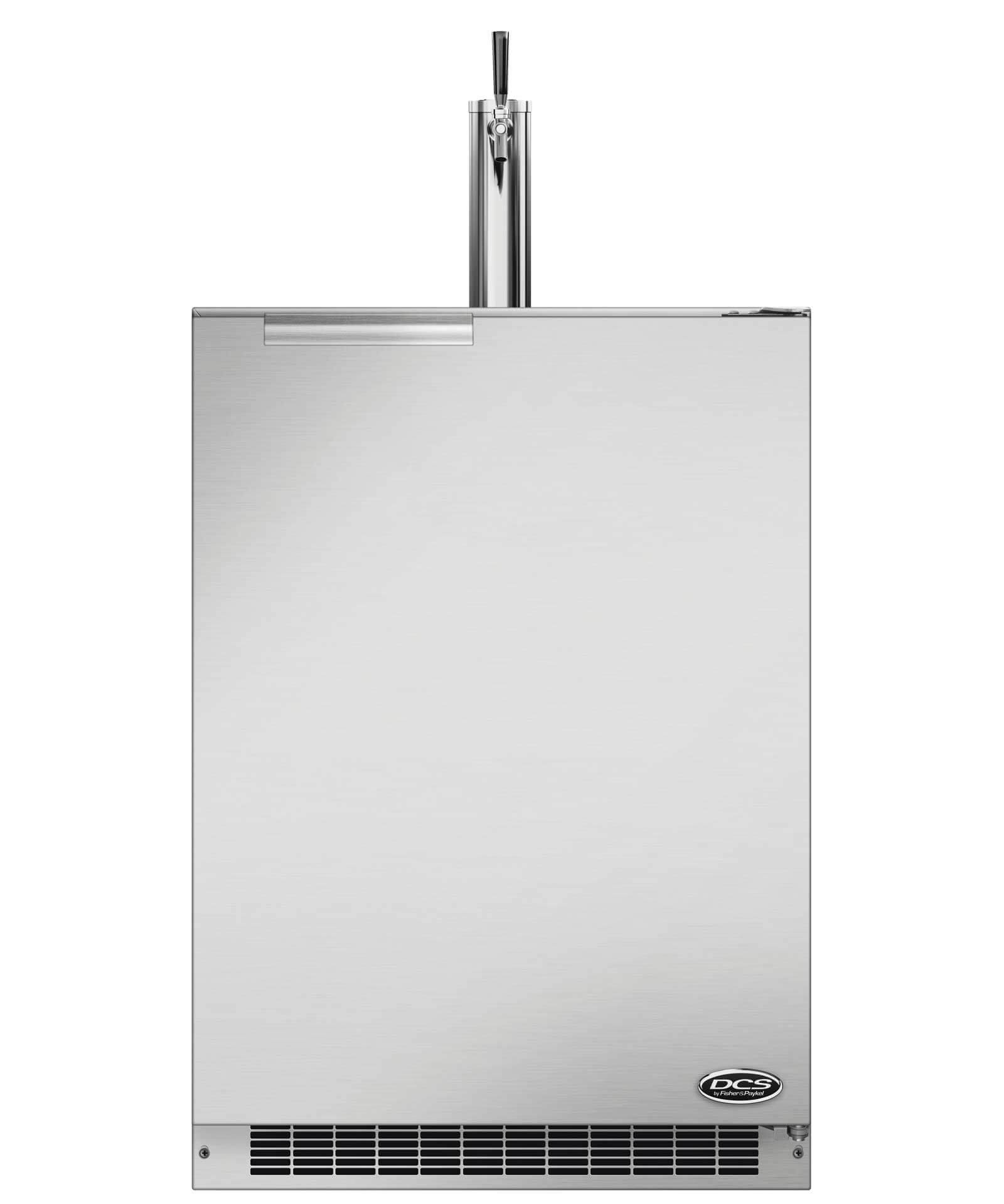 """DCS 24"""" Outdoor Beer Dispenser - Single Tap"""