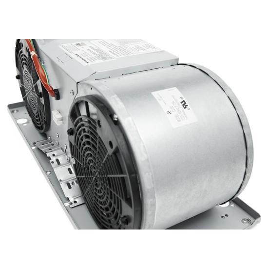 "Model: KVUC606JSS   KitchenAid 36"" 585-1170 CFM Motor Class Commercial-Style Under-Cabinet Range Hood System"