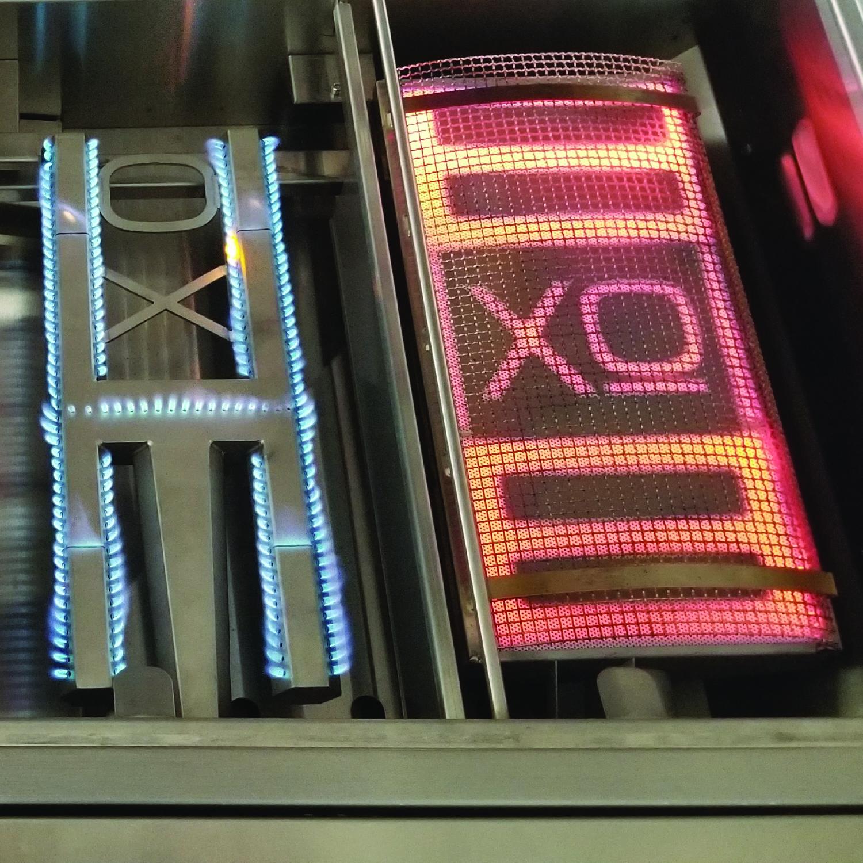 Model: XOGRILL36N | XO Appliances 36 in Grill 3 Burner w/ Rotiss Burner -  Natural Gas