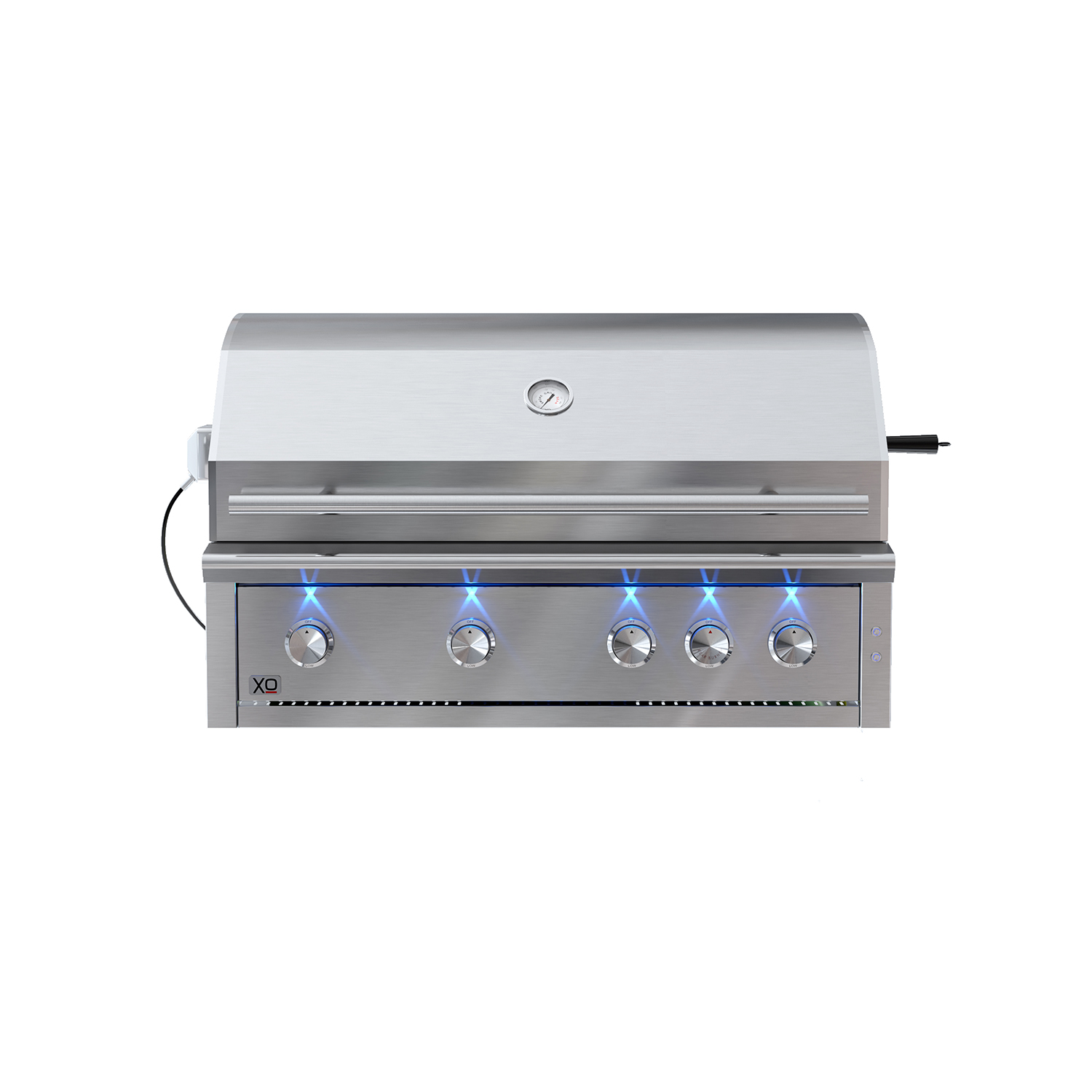 XO Appliances 42 in Grill 4 Burner w/ Rotiss Burner - Natural Gas