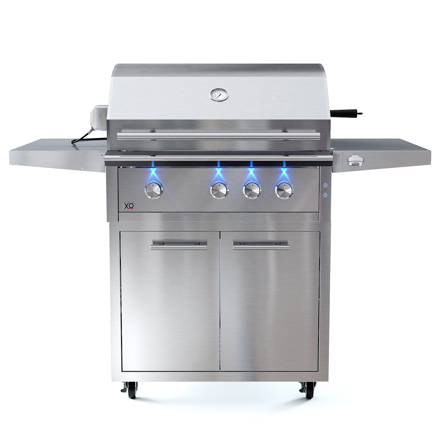 XO Ventilation 36 in Grill Cart