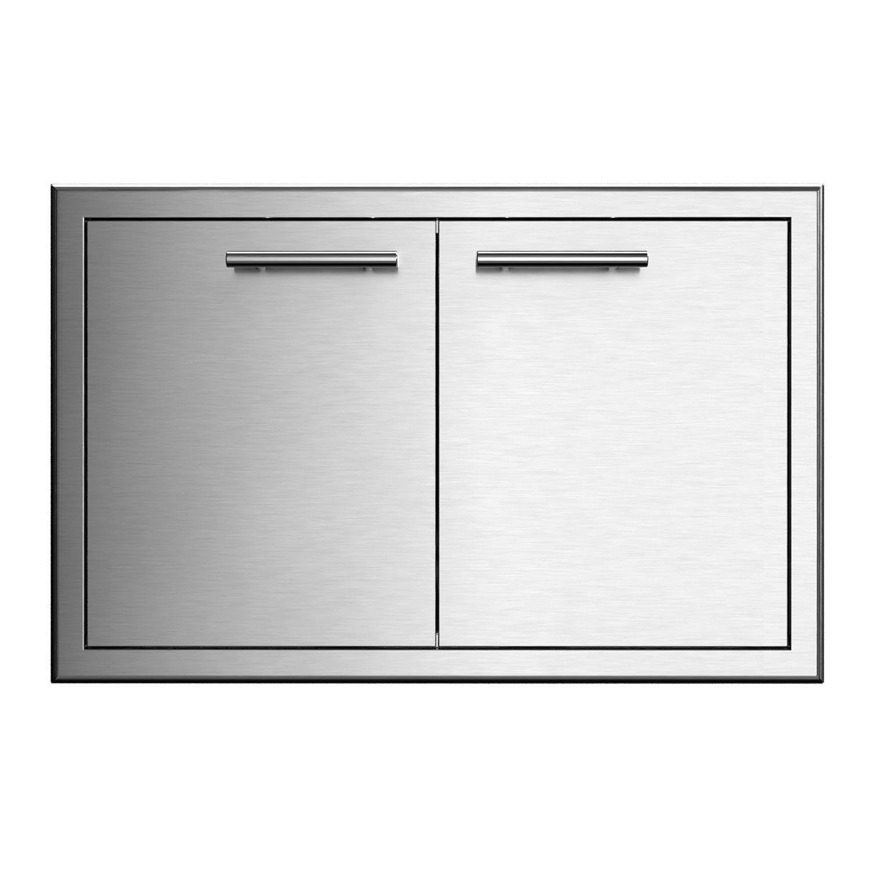 XO Ventilation 36 in Double Door Cabinet