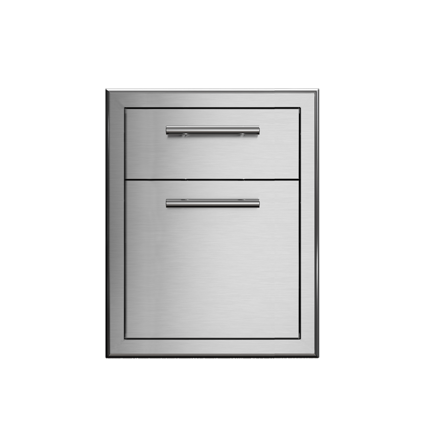 XO Ventilation 19 in Double Drawer Cabinet