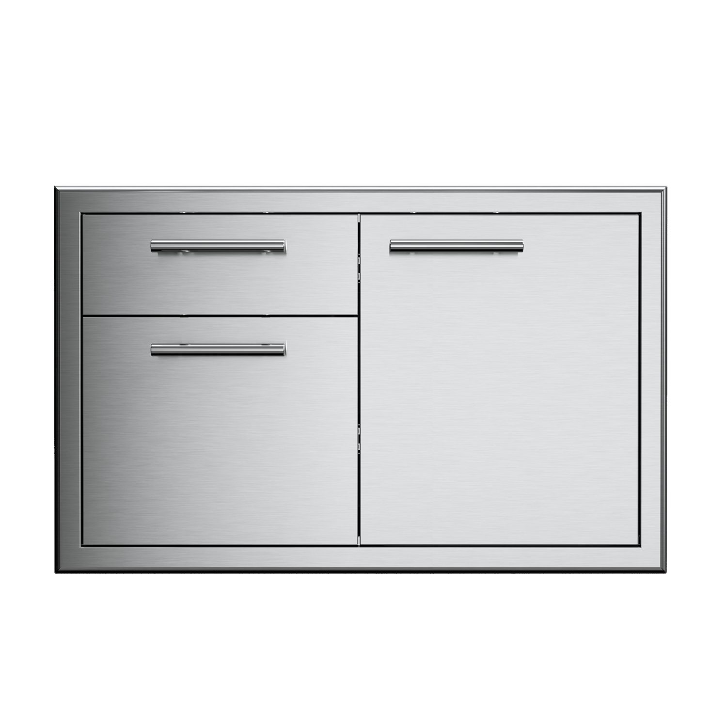 XO Ventilation 36 in Single Roll Out Door and Drawer Cabinet