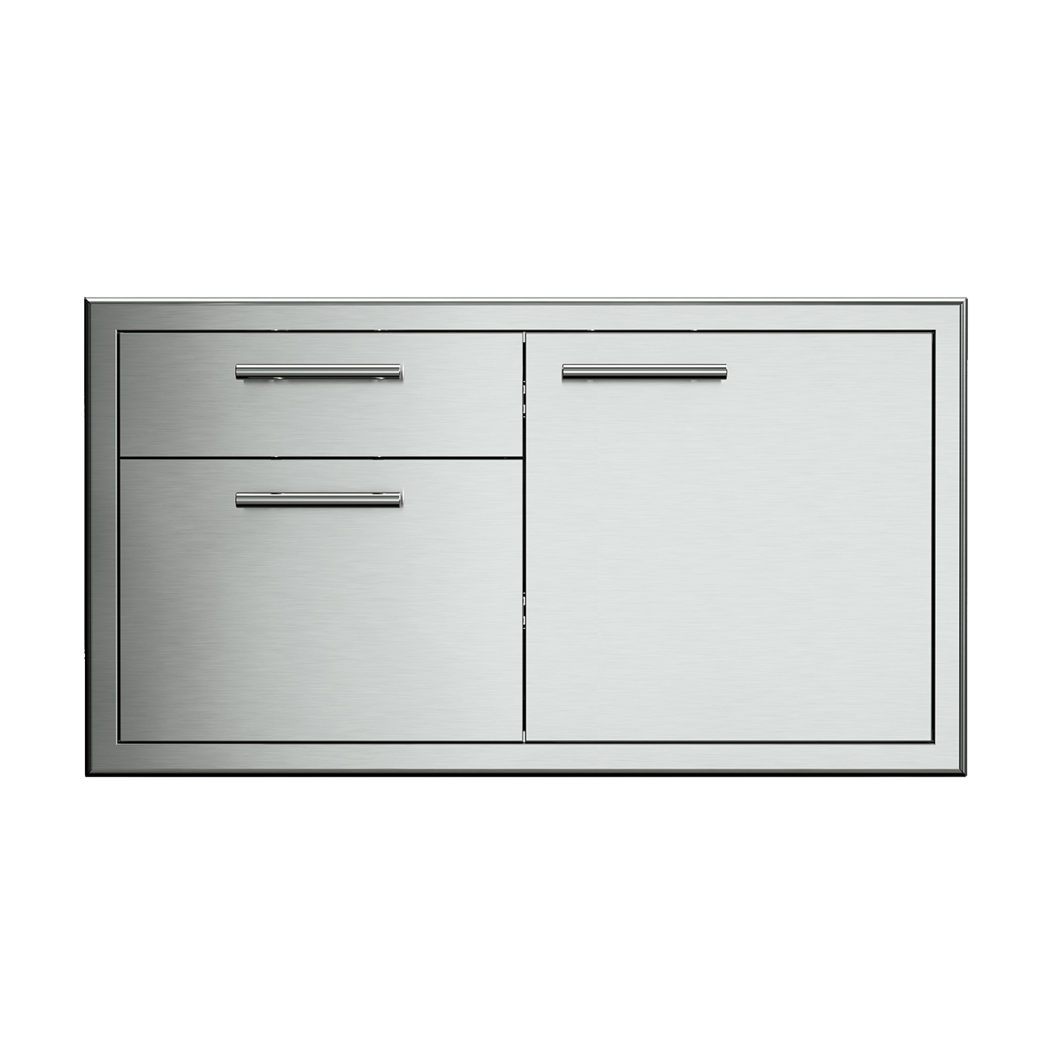 XO Ventilation 42 in Single Roll Out Door and Drawer Cabinet