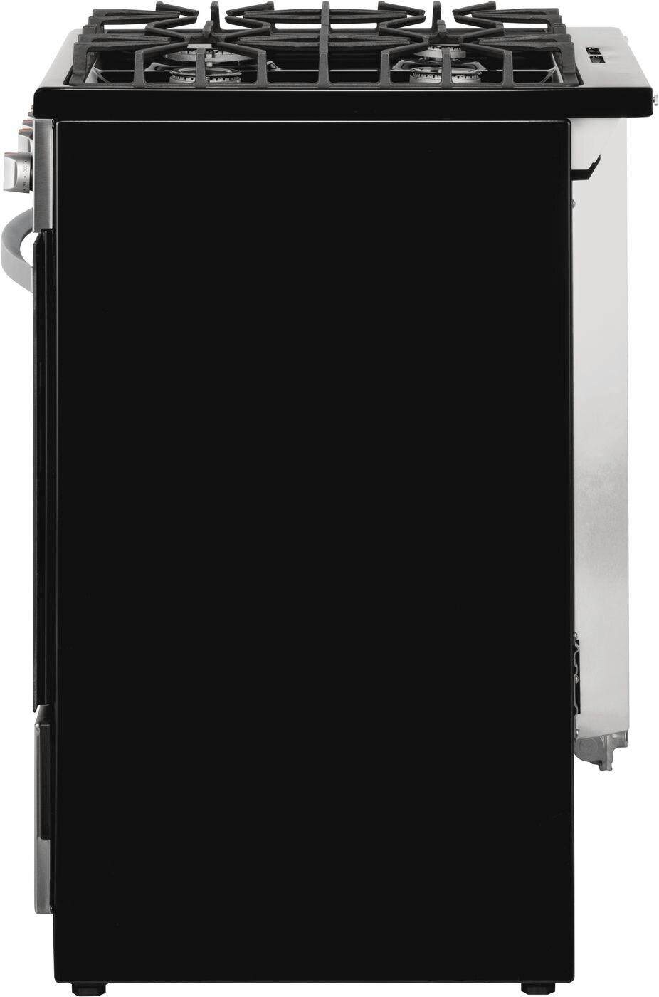 "Model: FFGH2422US | Frigidaire 24"" Front Control Freestanding Gas Range"
