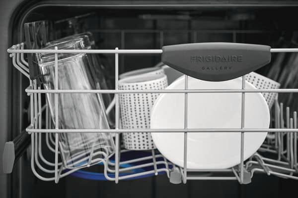 "Model: FGID2468UD | Frigidaire Gallery 24"" Built-In Dishwasher with Dual OrbitClean® Wash System"