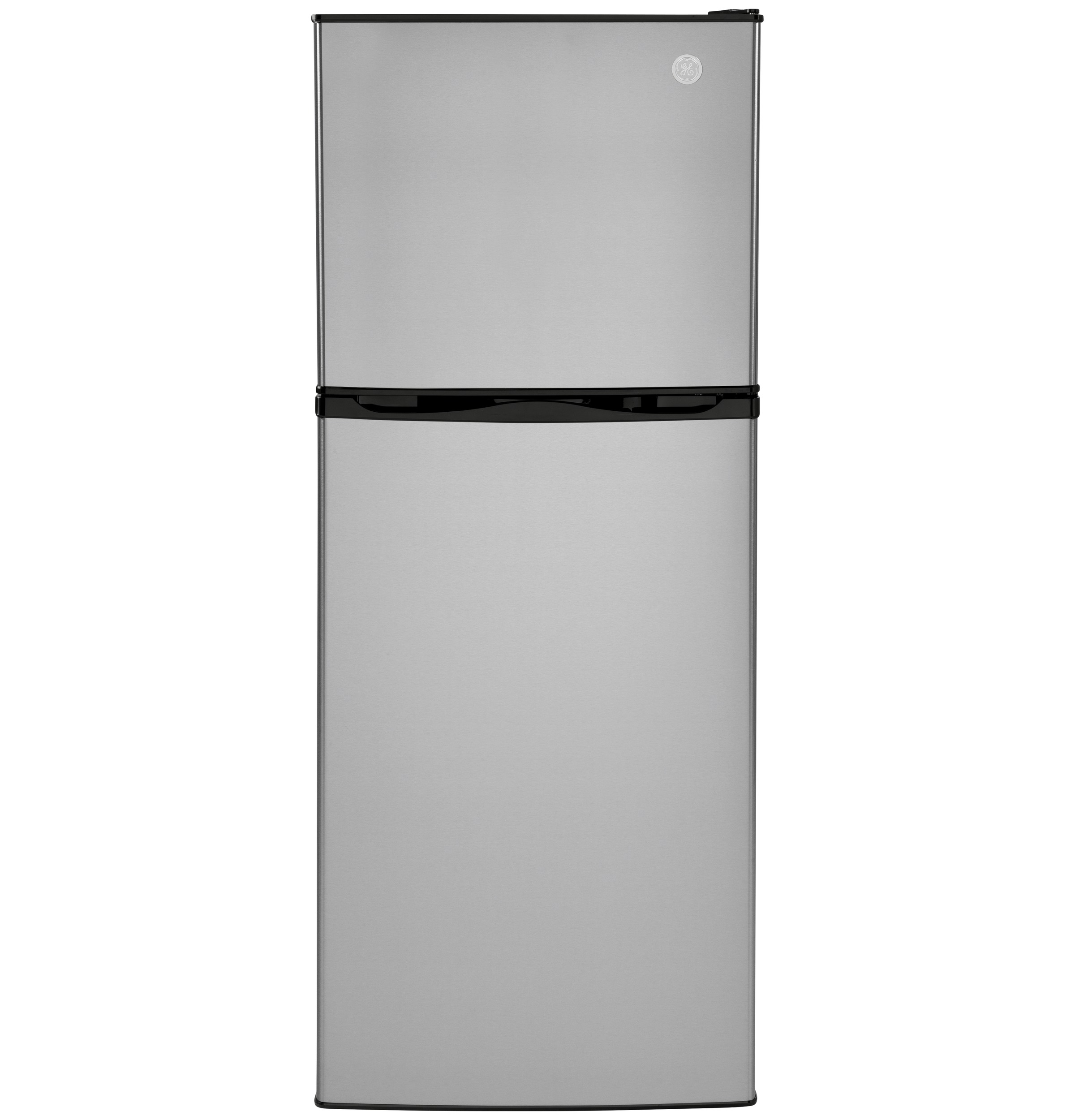 GE GE® 9.9 Cu. Ft. 12 Volt DC Power Top-Freezer Refrigerator