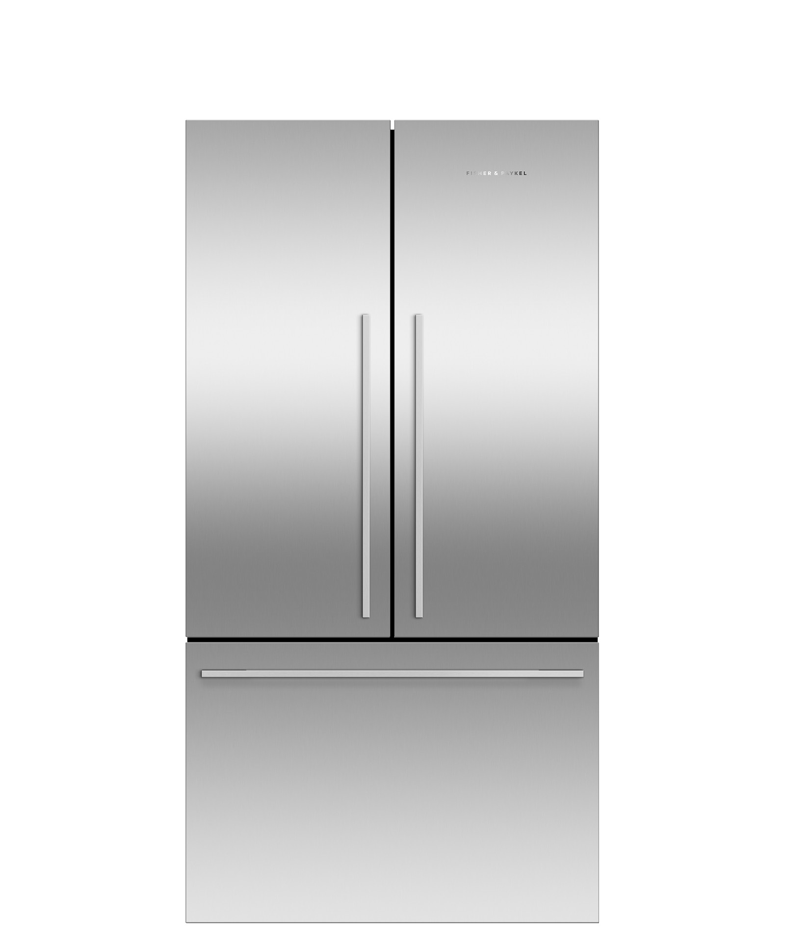 Fisher and Paykel French Door Refrigerator 20.1 cu ft