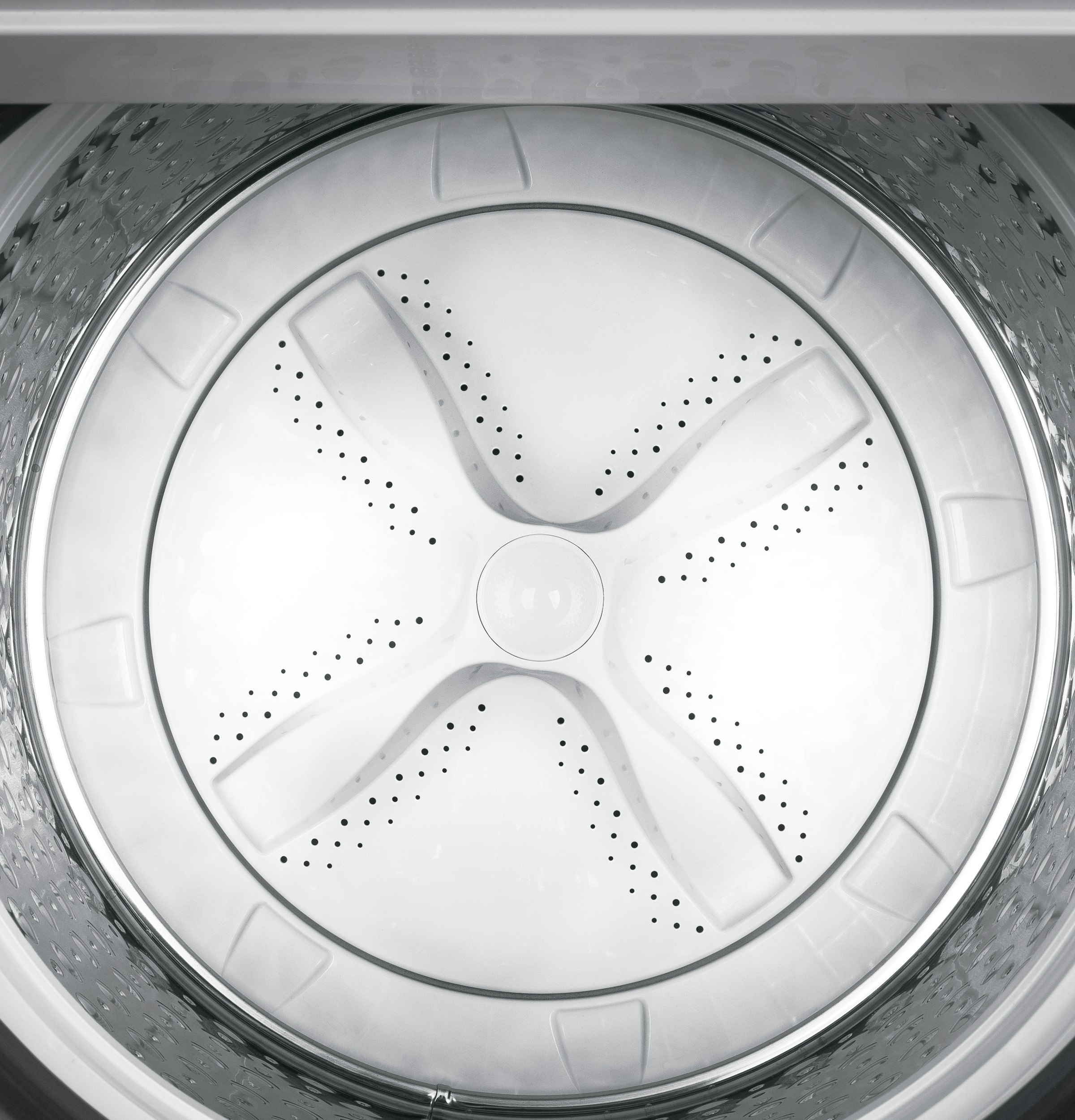 Model: GTW720BSNWS | GE GE® 4.8  cu. ft. Capacity Washer with Tide PODS™ Dispense