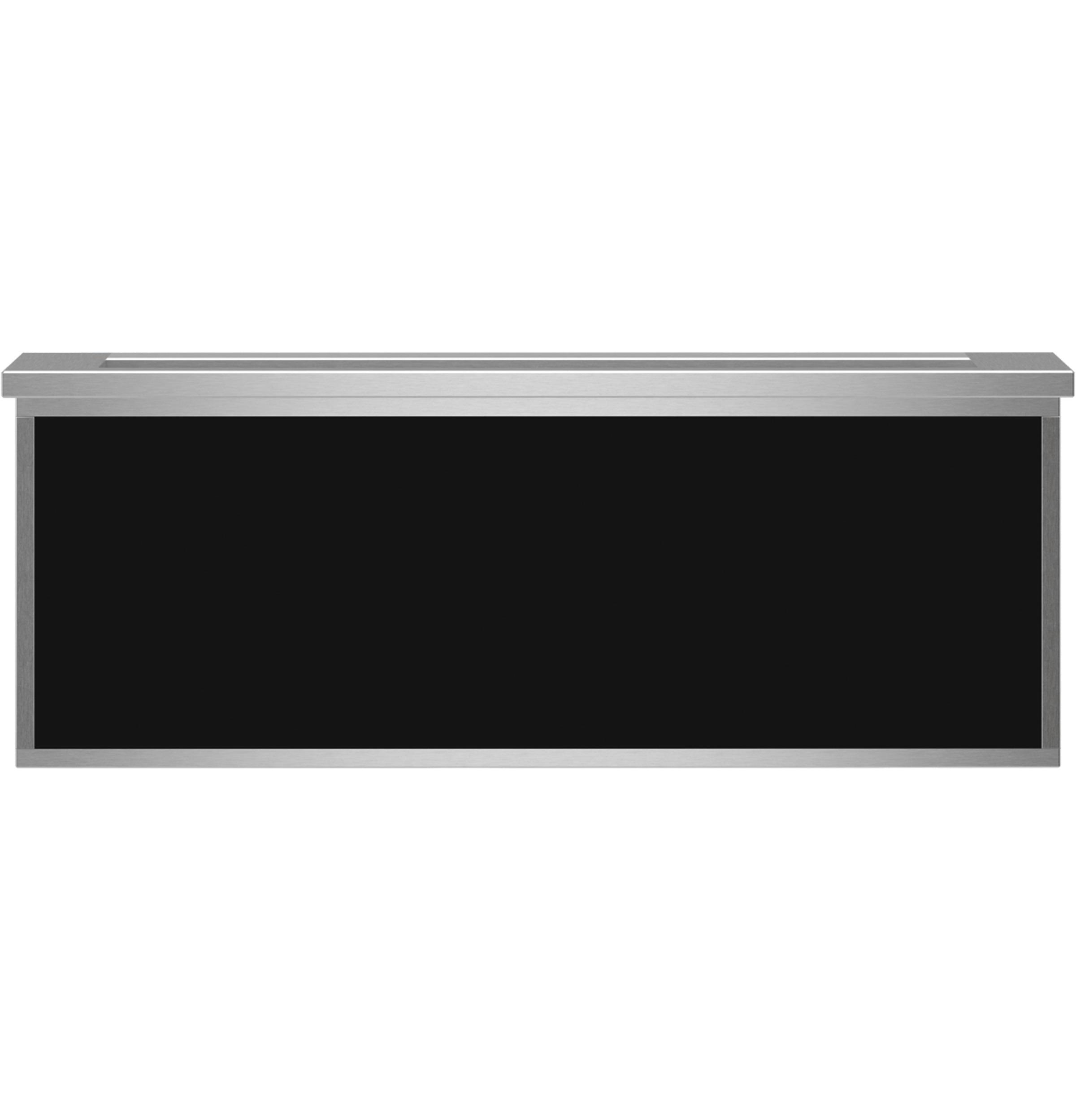 """Monogram Monogram 30"""" Stainless Steel Warming Drawer"""