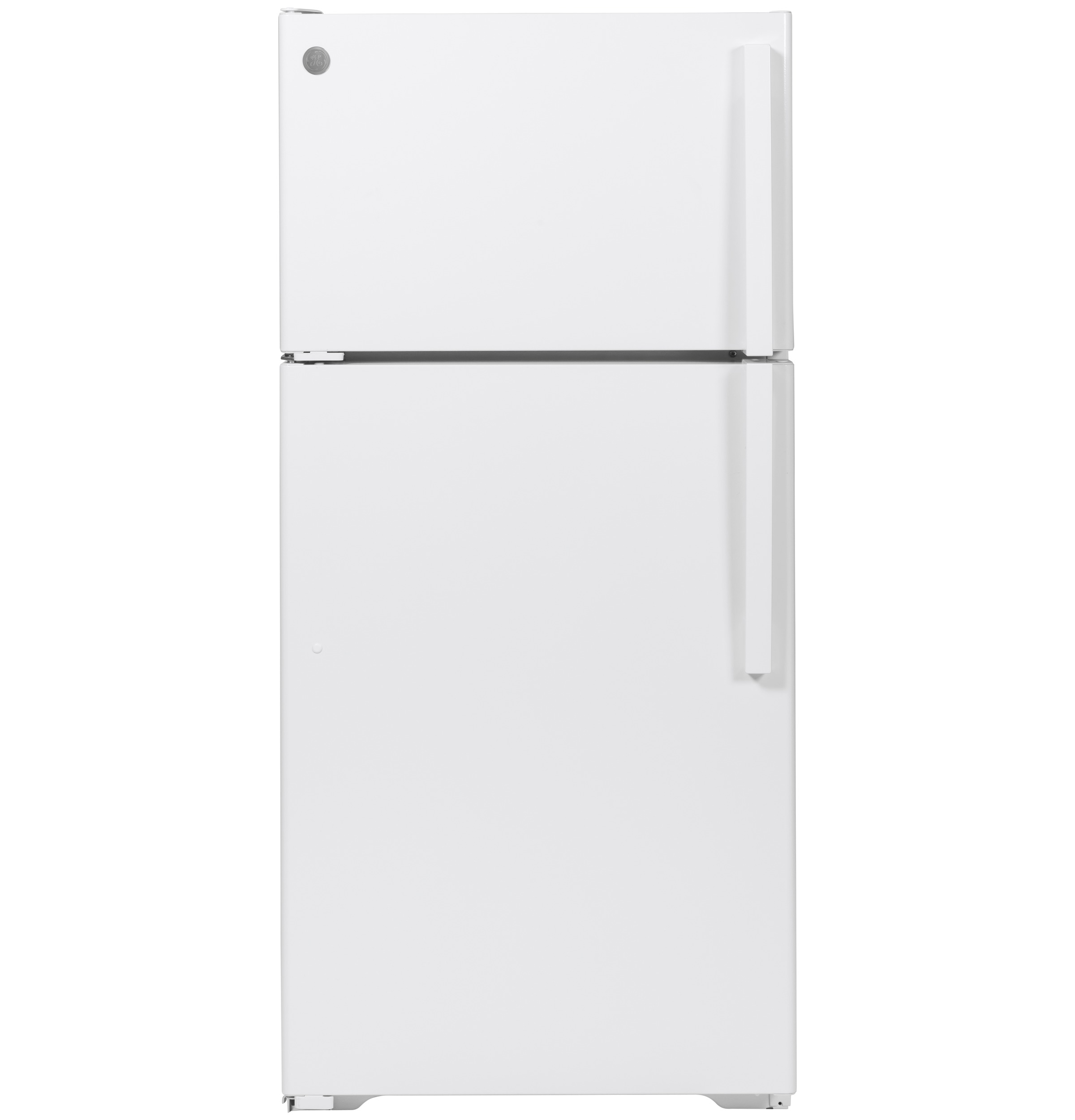 Model: GTE16DTNLWW | GE GE® ENERGY STAR® 15.6 Cu. Ft. Top-Freezer Refrigerator