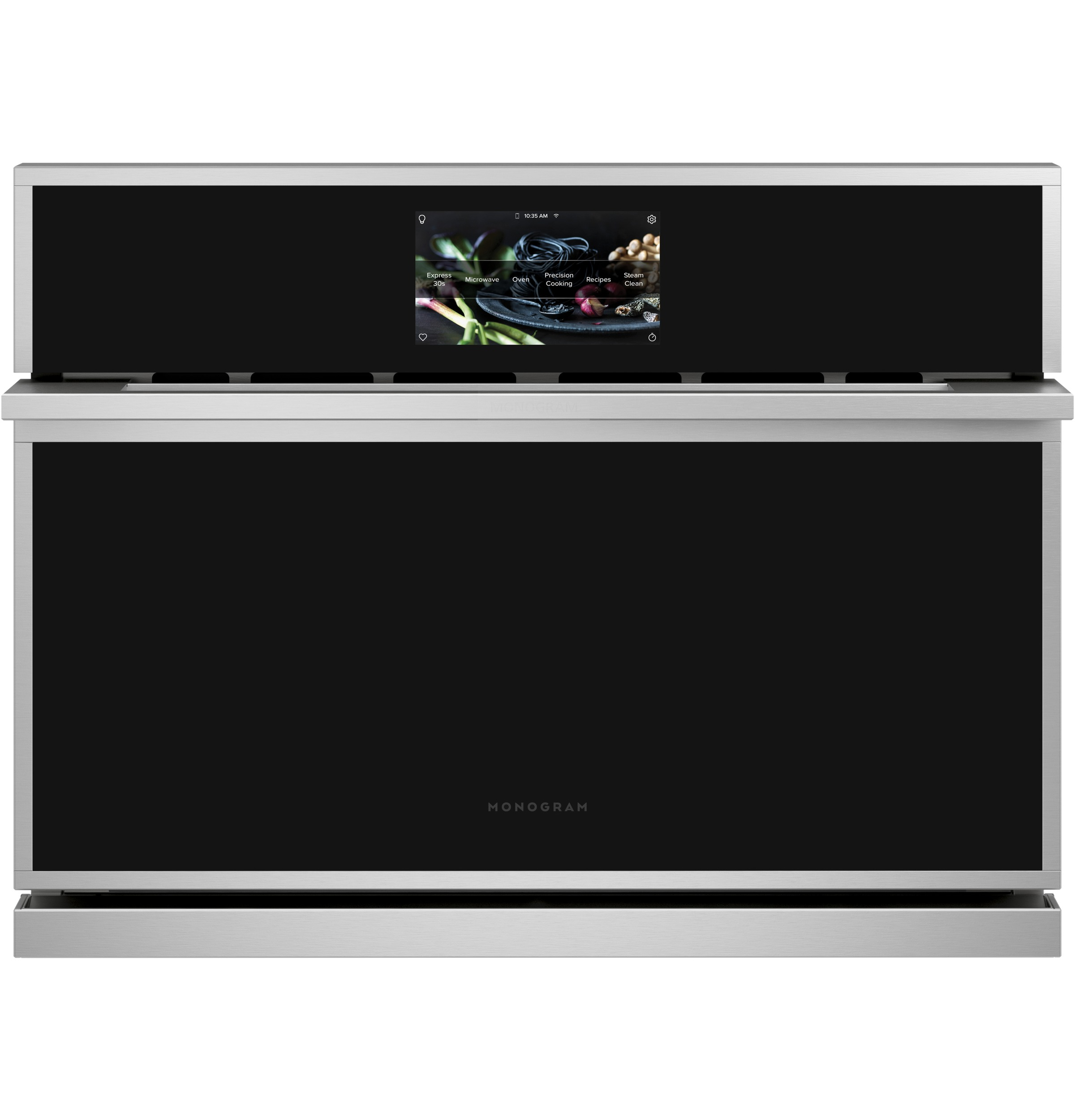 """Monogram Monogram 27"""" Smart Five in One Wall Oven with 120V Advantium® Technology"""