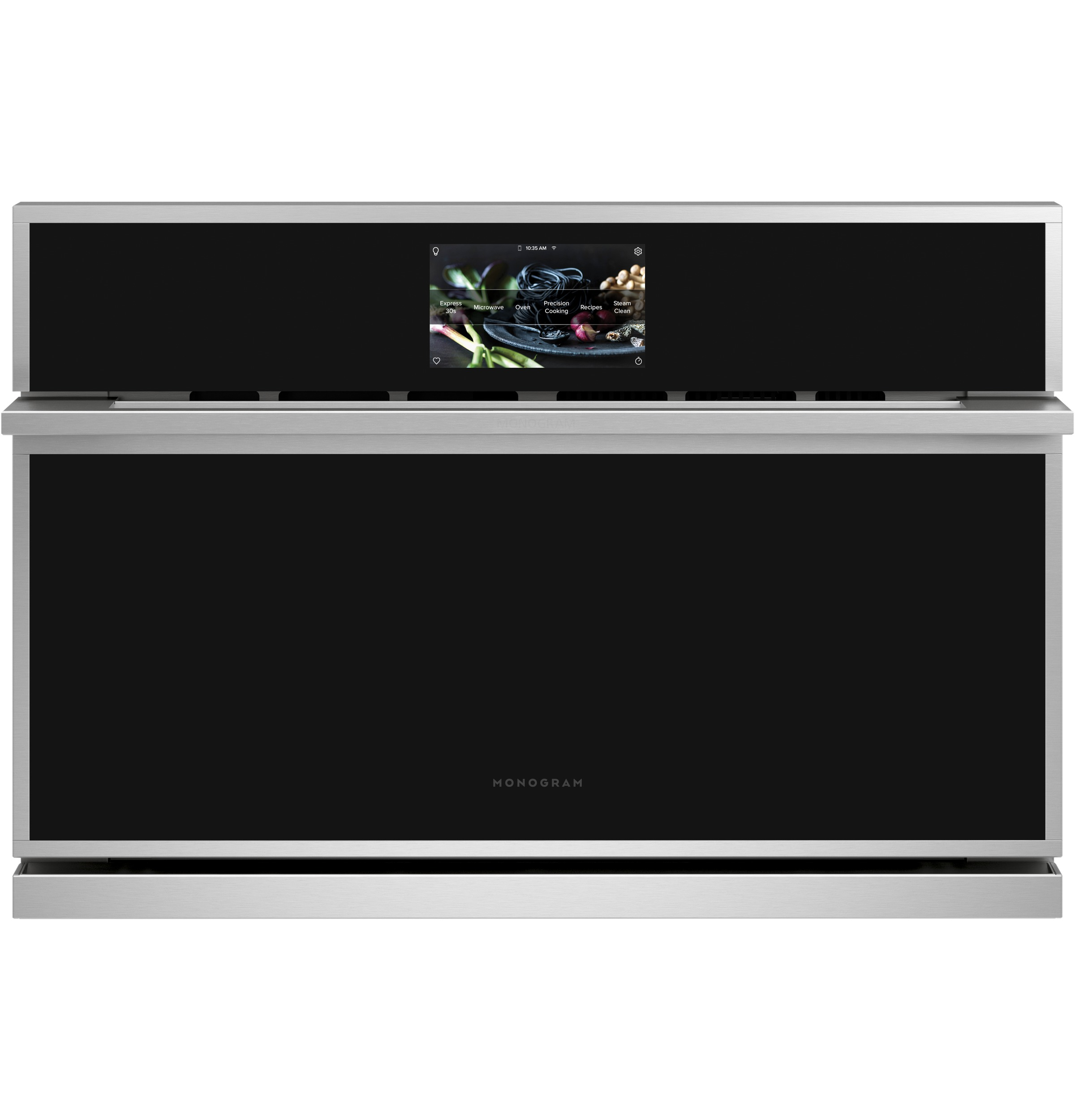 """Monogram Monogram 30"""" Smart Five in One Wall Oven with 120V Advantium® Technology"""