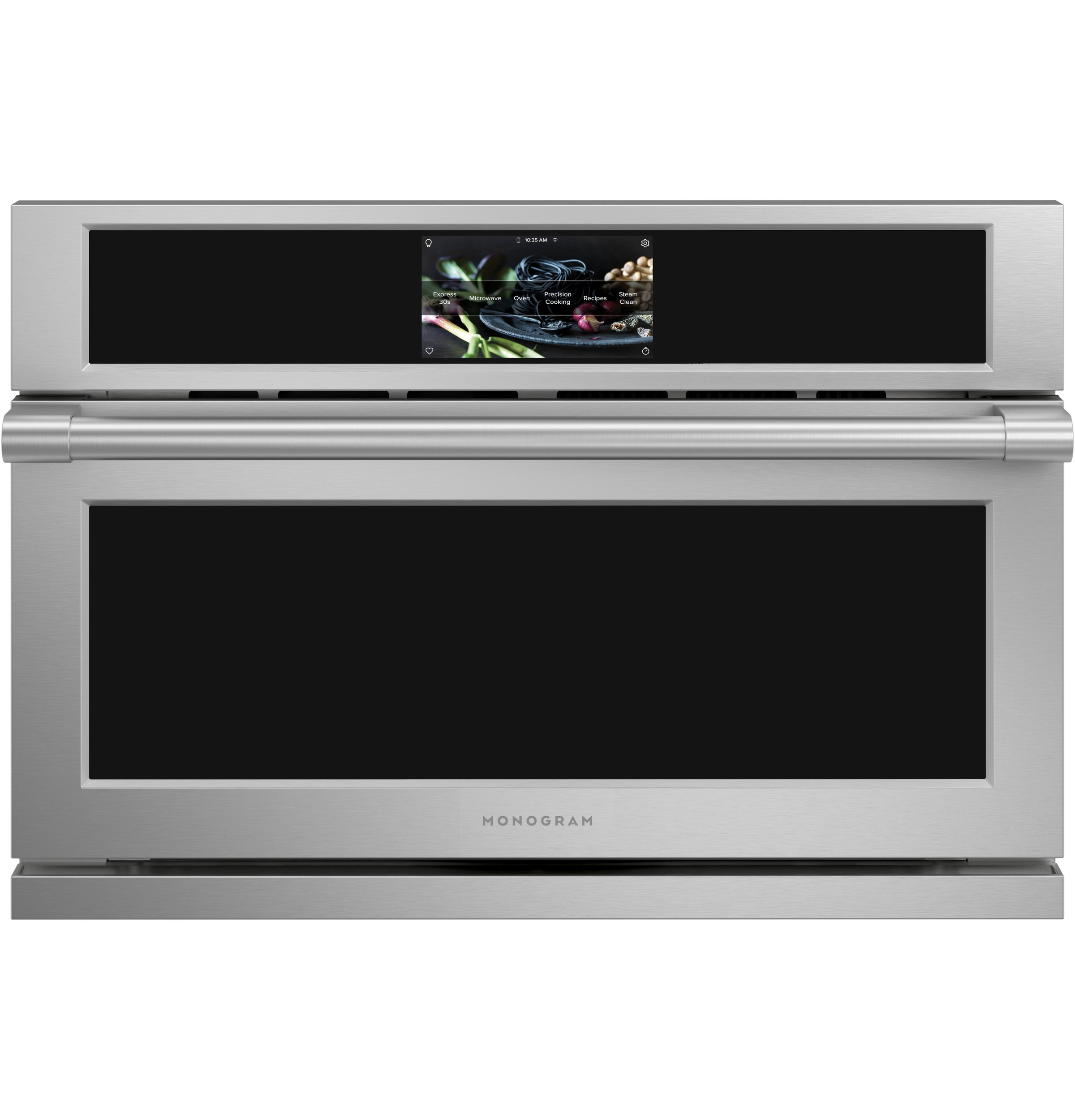 """Monogram Monogram 30"""" Smart Five in One Wall Oven with 240V Advantium® Technology"""