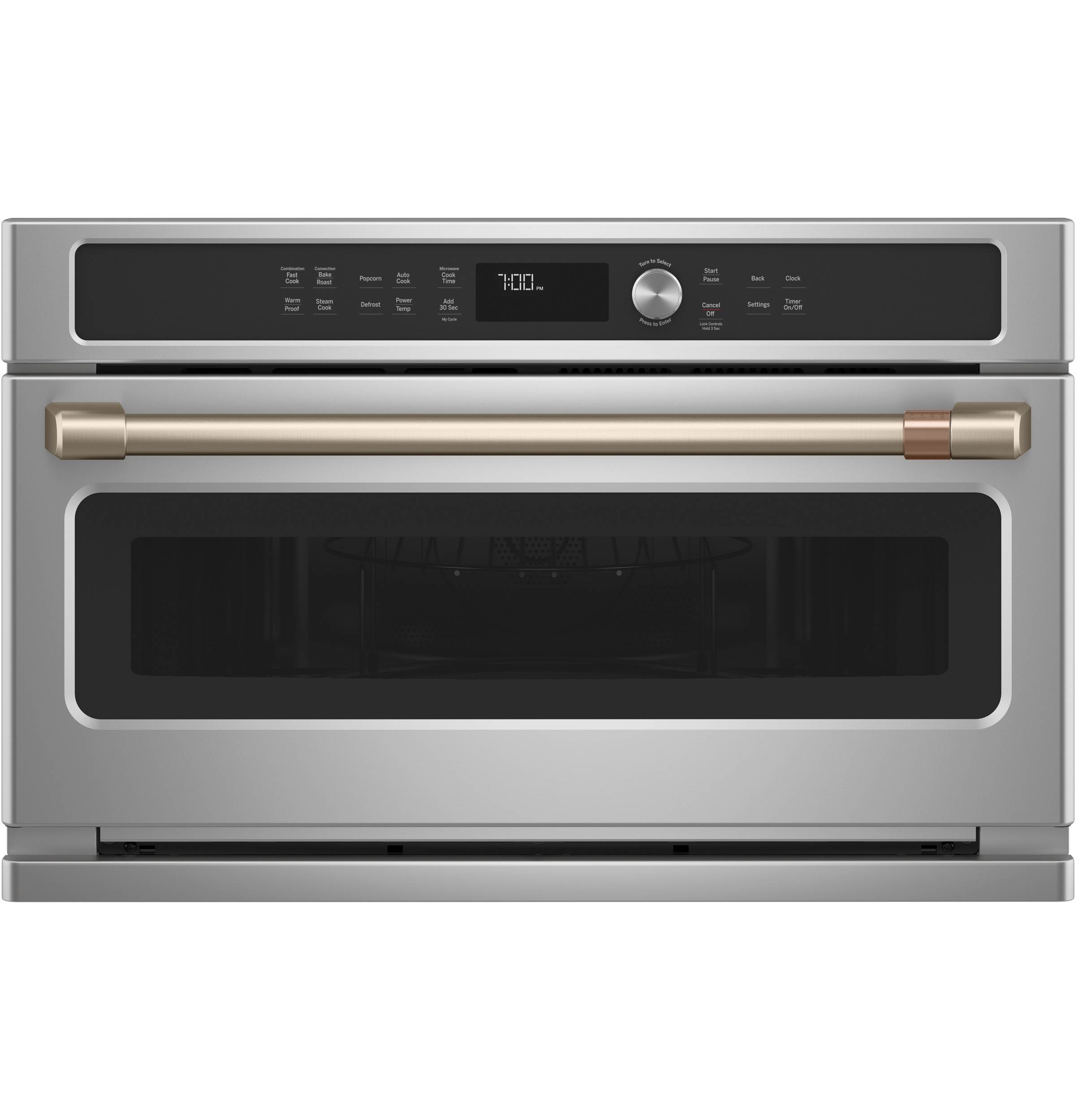 Model: CWB713P2NS1 | Cafe Café™ Built-In Microwave/Convection Oven