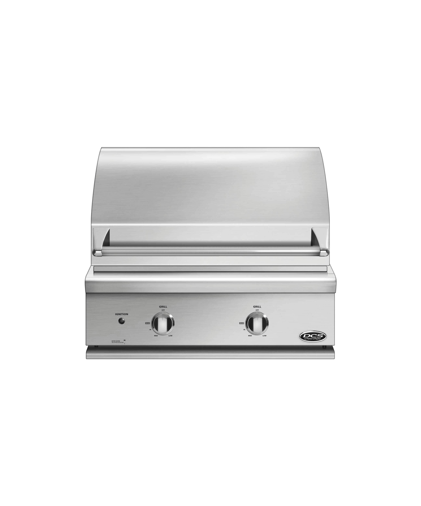 """DCS 30"""" All Grill for Built-In or On Cart Applications"""