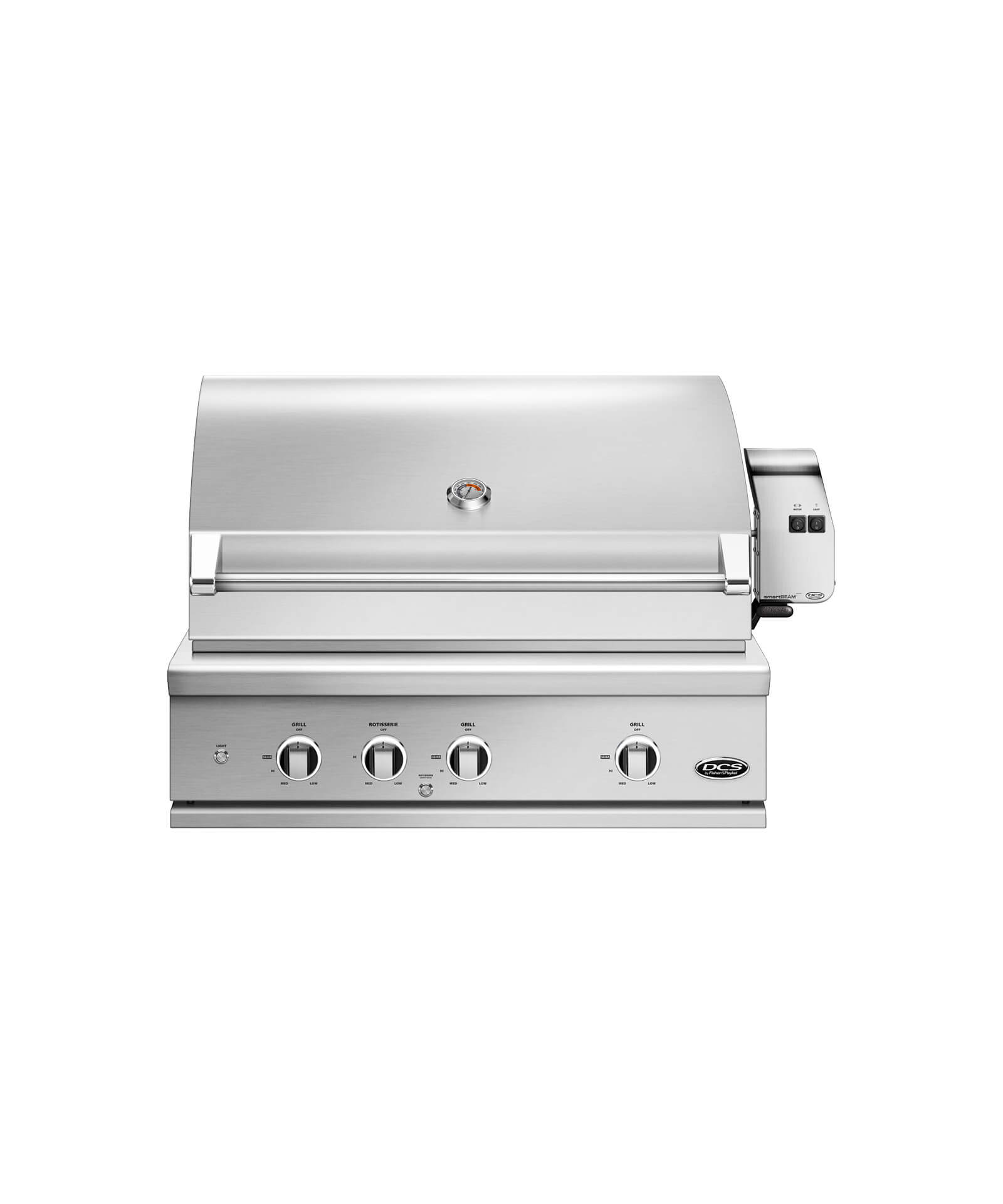 """DCS 36"""" Grill Series 9, Rotisserie and Charcoal"""