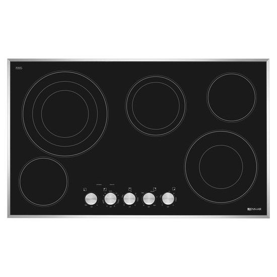 "Jenn-Air Euro-Style 36"" Electric Radiant Cooktop"